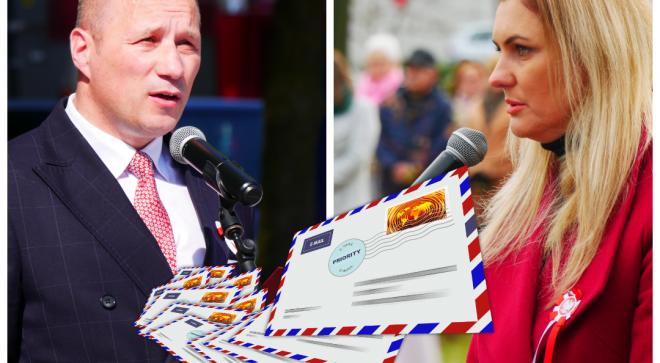 Burmistrz Artur Ludew odpowiada poseł Agnieszce Górskiej na wcześniejszą korespondencję