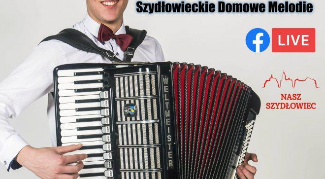 """""""Szydłowieckie Domowe Melodie"""" – Patryk Pucuła"""