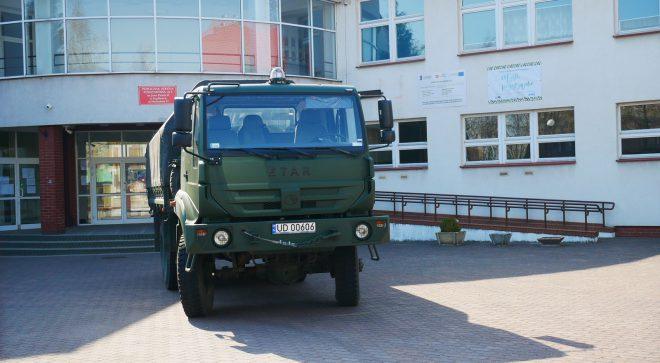 Kilku żołnierzy WOT w Szydłowcu zarażonych koronawirusem