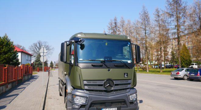 Nowe informacje w sprawie zakażenia koronawirusem żołnierzy WOT w Szydłowcu