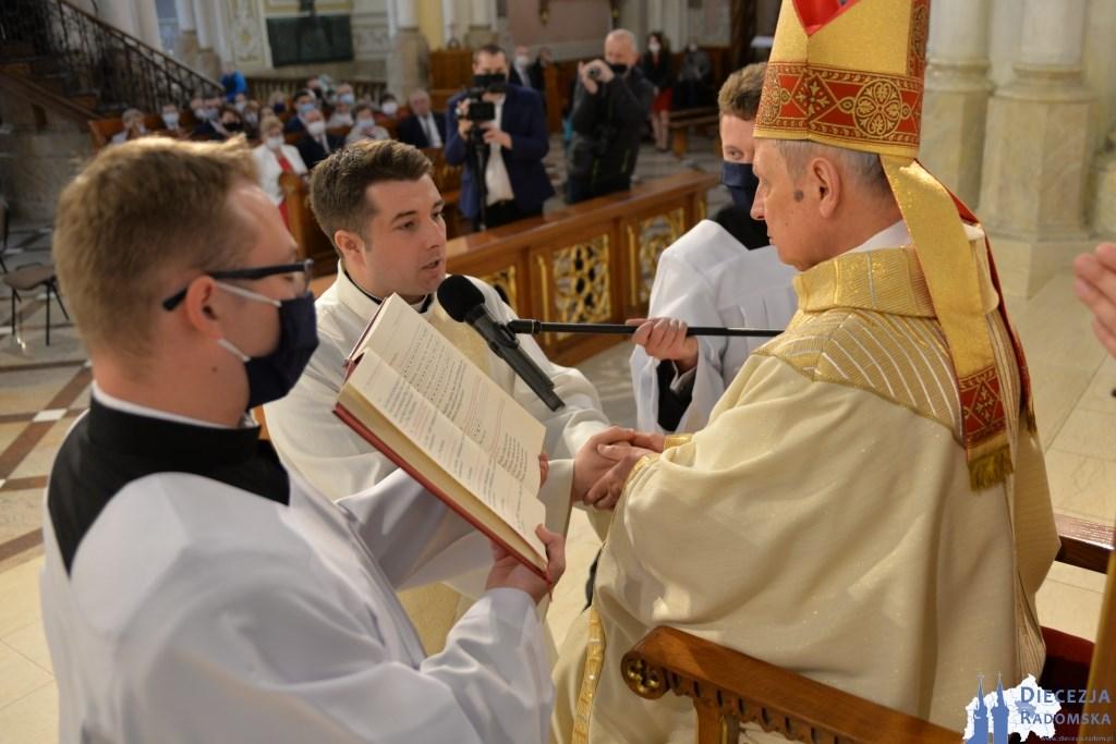 Paweł Łęcki przyjął święcenia kapłańskie