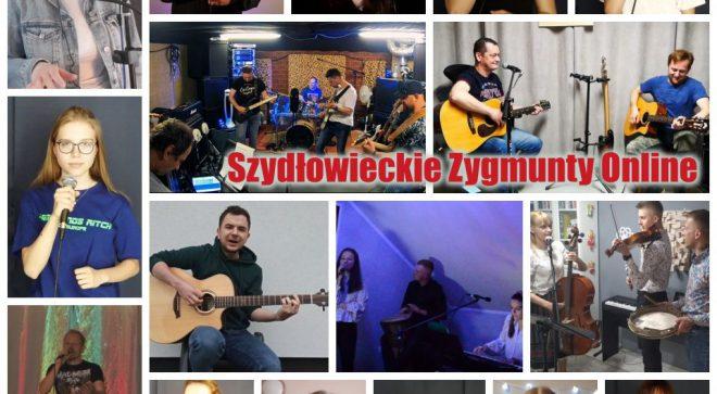 Koncert – Szydłowieckie Zygmunty Online