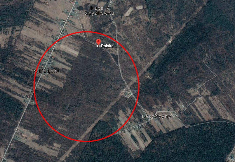 Gmina Chlewiska: ścieki wylane na prywatną działkę, a oprócz tego wielkie śmietnisko
