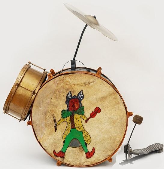 """""""Ale dżaz! W instrumentarium ludowego rytmu"""""""