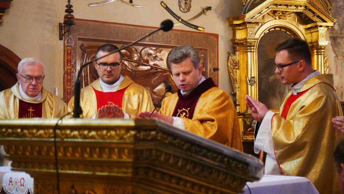 Transmisja mszy świętej, 10.05.2020