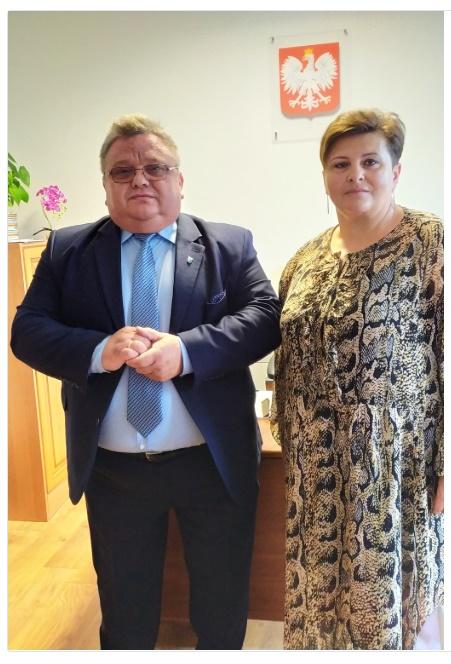 Nowy skarbnik w gminie Mirów