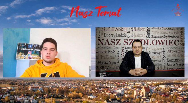 """Michał Szymkiewicz """"Nasz Temat"""" odcinek 2"""