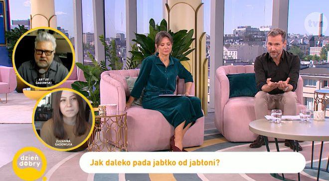Zuza Gadowska była gościem Dzień Dobry TVN