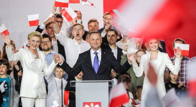 Andrzej Duda Prezydentem RP! Powiat szydłowiecki zdecydowanie poparł Jego kandydaturę!
