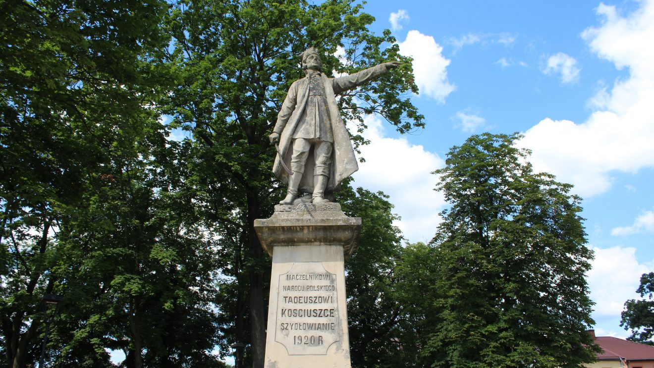 Pomnik Tadeusza Kościuszki zostanie odnowiony