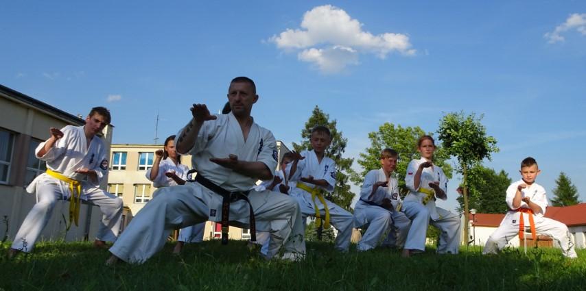 Letnia Akademia Karate