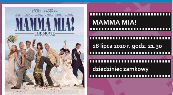 """""""Mamma Mia!"""" w Zamkowym Kinie Letnim"""