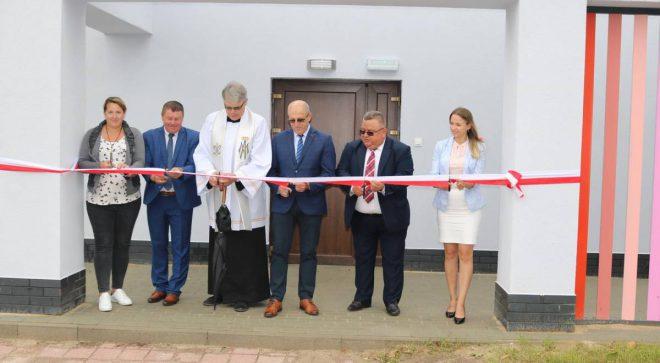 Żłobek gminny w Mirowie oficjalnie otwarty