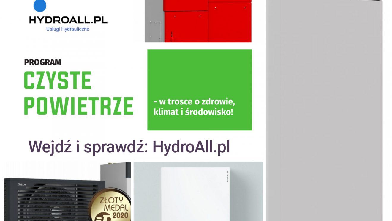 Polecamy firmę HydroAll.pl
