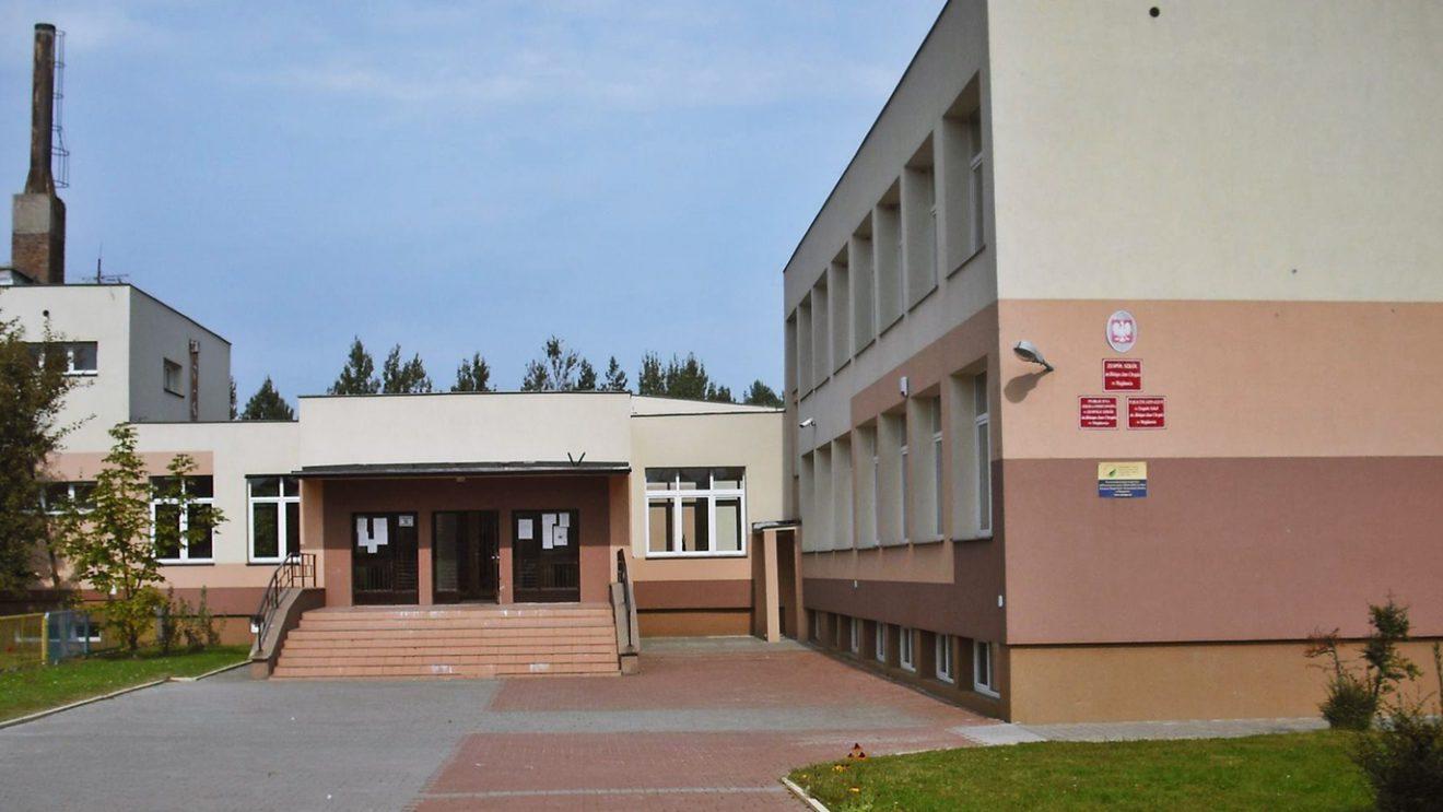 Nowy sprzęt dla szkoły w Majdowie