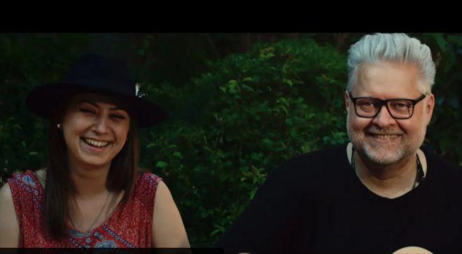 Zuza i Artur Gadowscy nagrali piosenkę