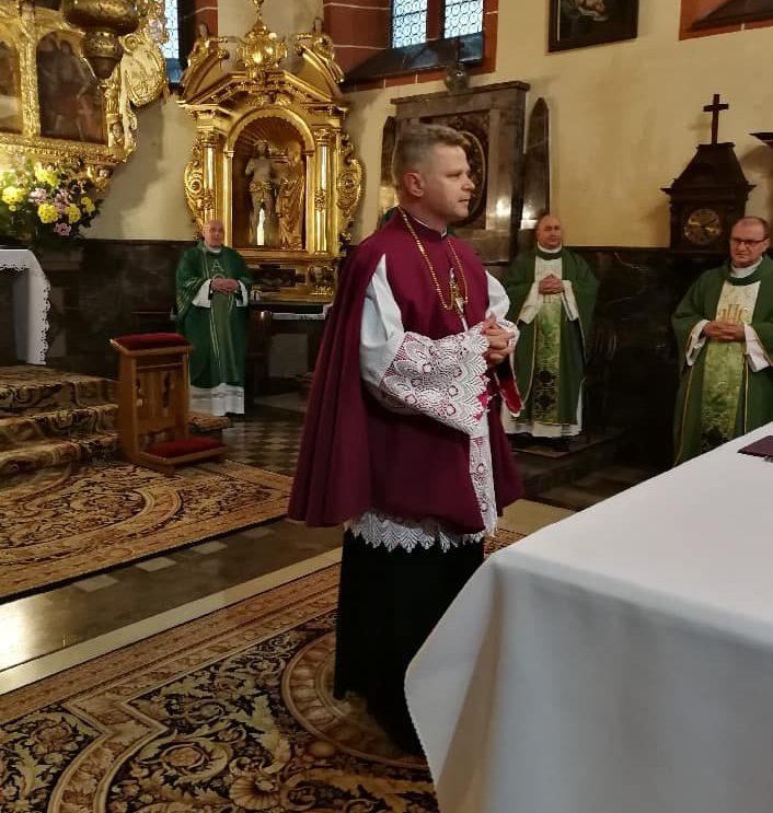 ks. Marek Kucharski przyjęty do Kapituły Kanoników