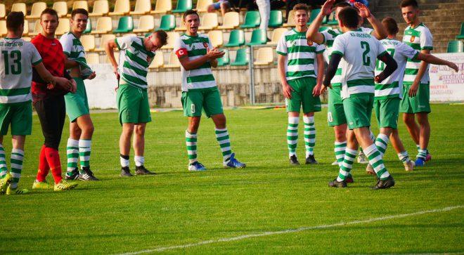 Tylko Jastrząb i Łaziska zadowolone po piłkarskim weekendzie