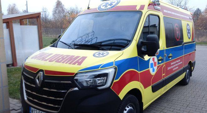 Nowy ambulans w szydłowieckim ośrodku zdrowia