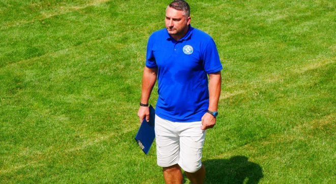 Trener Szydłowianki odbył staż w ekstraklasowej Stali Mielec
