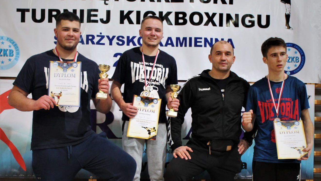 Udany turniej dla zawodników Viktorii!