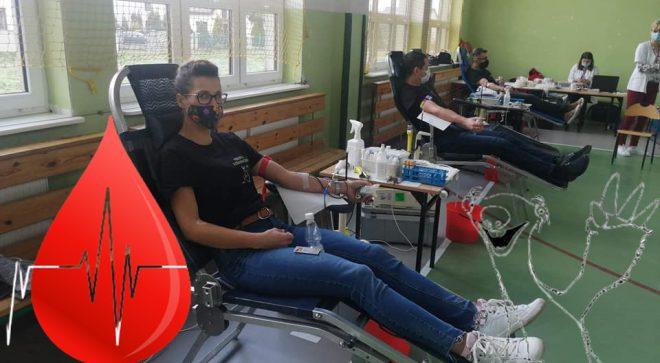 Ekipa Lodowcowa zaprasza na zbiórkę krwi