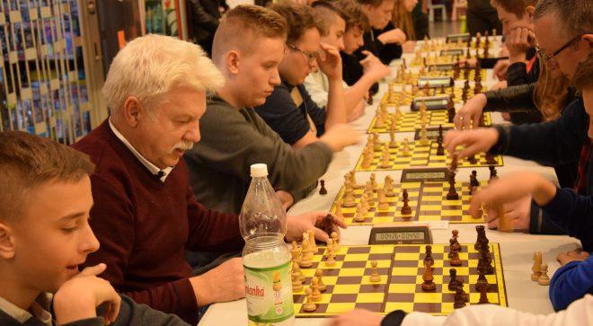 Marian Frąk z tytułem szachowym