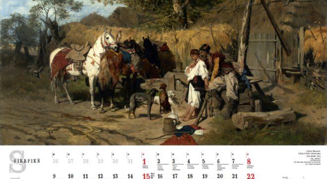 Powiat wydał kalendarz w 180. rocznicę urodzin Józefa Brandta