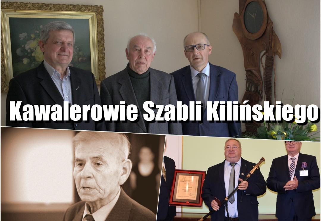 Szabla pułkownika Jana Kilińskiego najwyższym odznaczeniem rzemieślniczym. Kawalerowie Szabli  Kilińskiego w powiecie szydłowieckim.