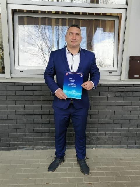 Trener Szydłowianki z licencją UEFA A