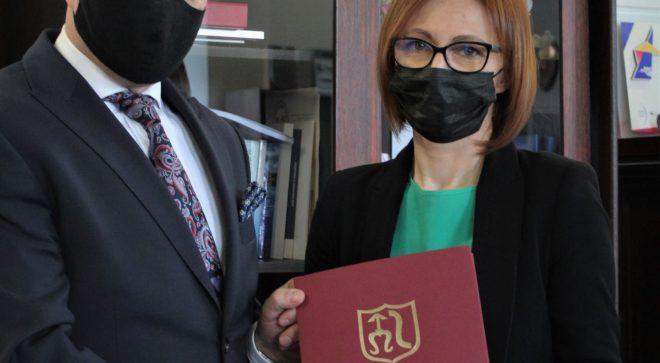 Beata Ciećka Rzecznikiem Ekonomii Społecznej i Solidarnej