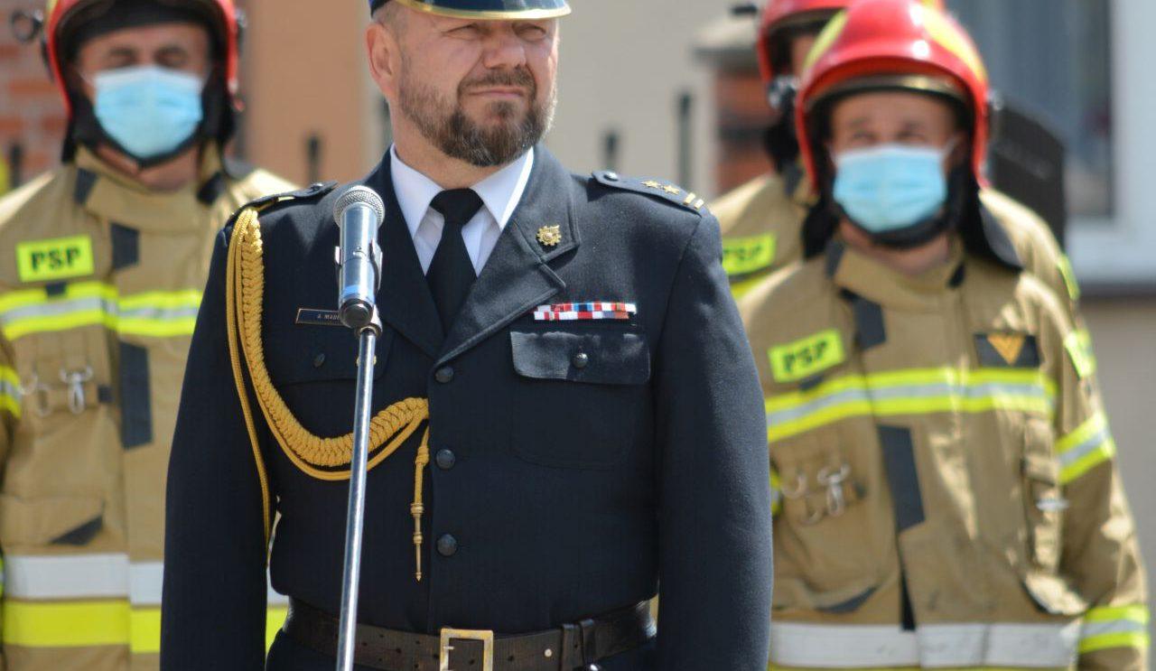 Szydłowieccy strażacy świętowali