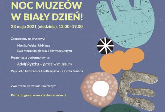 Noc Muzeów w Centrum Rzeźby Polskiej w Orońsku