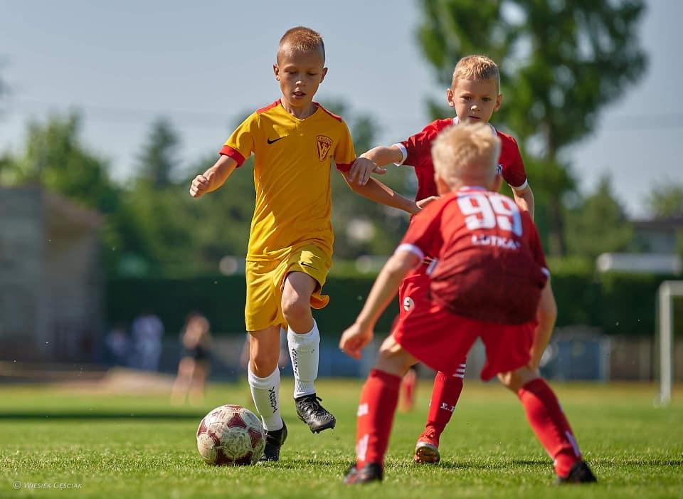 Radosne piłkarskie święto w Szydłowcu