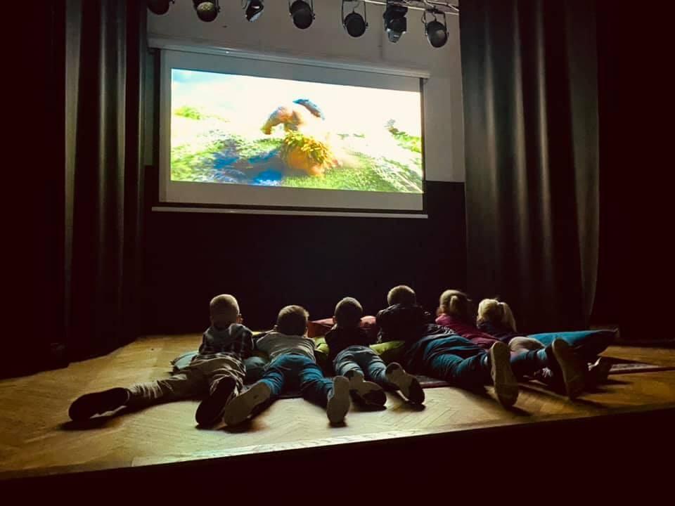 Jak wyglądał Filmowy Dzień Dziecka?