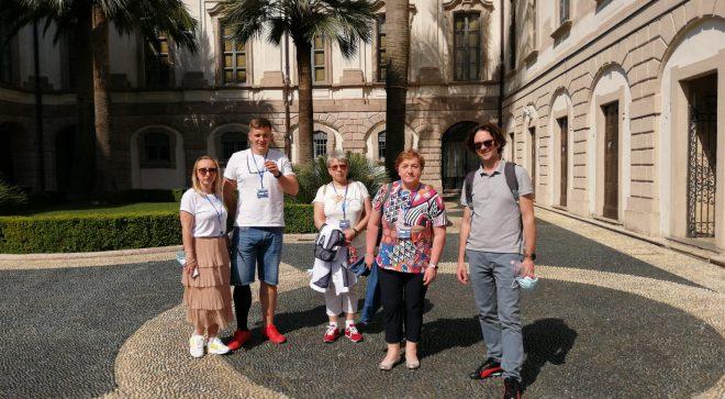 Szydłowieccy nauczyciele we Włoszech