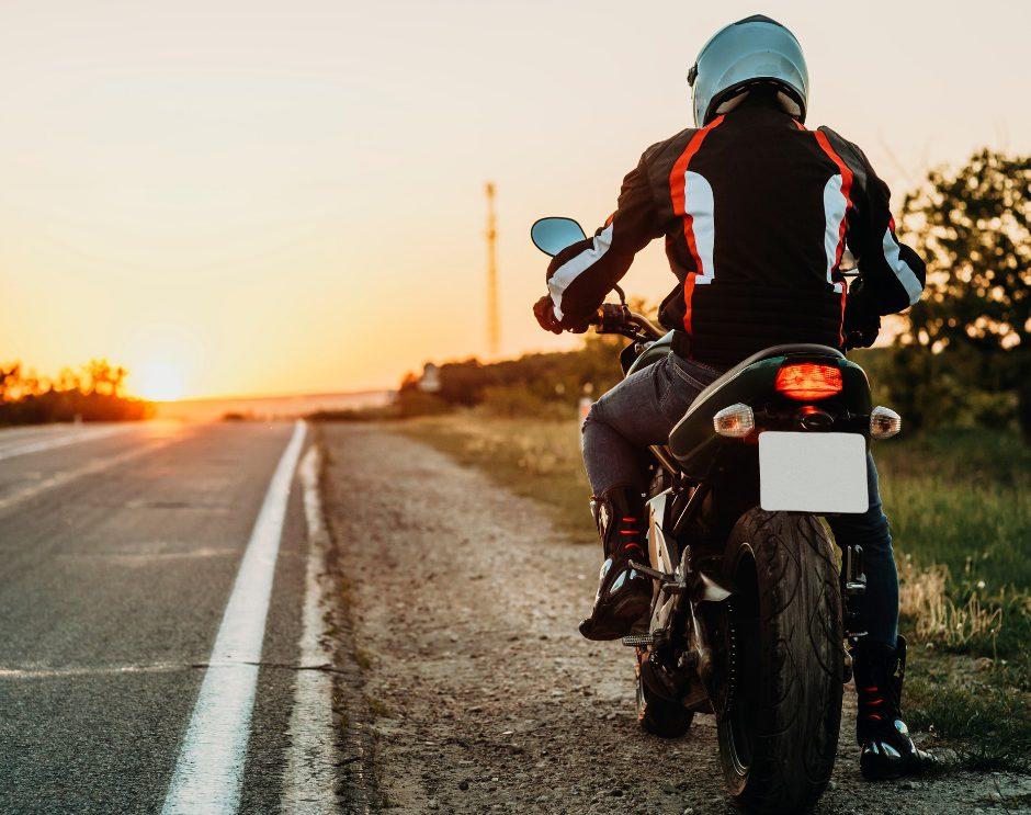 Apel szydłowieckiej policji do motocyklistów