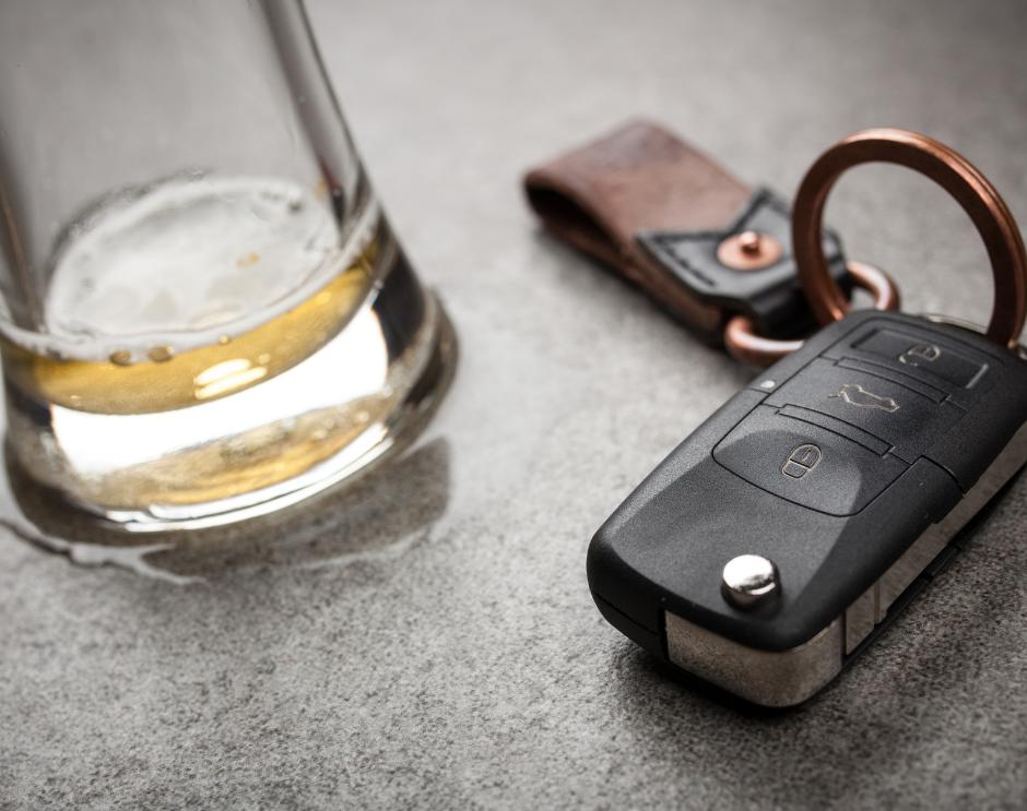 Kolejne obywatelskie ujęcie pijanego kierowcy