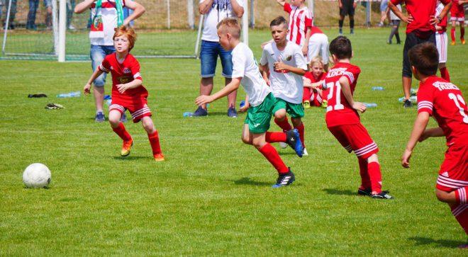 W najbliższy weekend piłkarski turniej dziecięcy