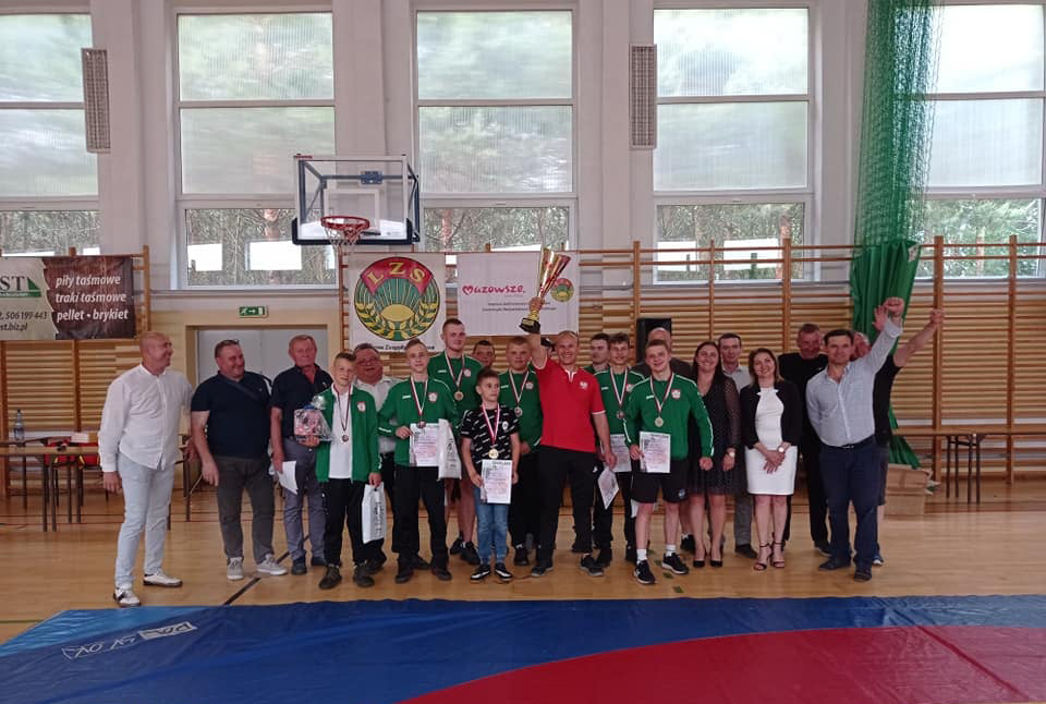 Turniej Zapaśniczy w Mirowie