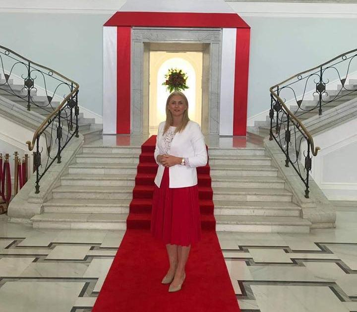 Agnieszka Górska wiceprzewodniczącą klubu Prawo i Sprawiedliwość