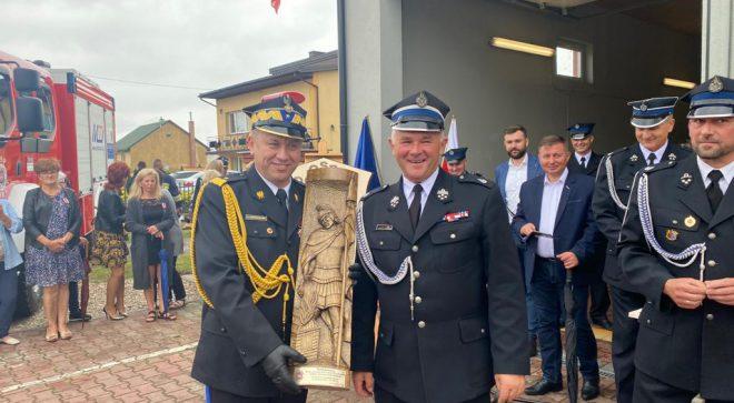 55-lecie Ochotniczej Straży Pożarnej w Dobrucie