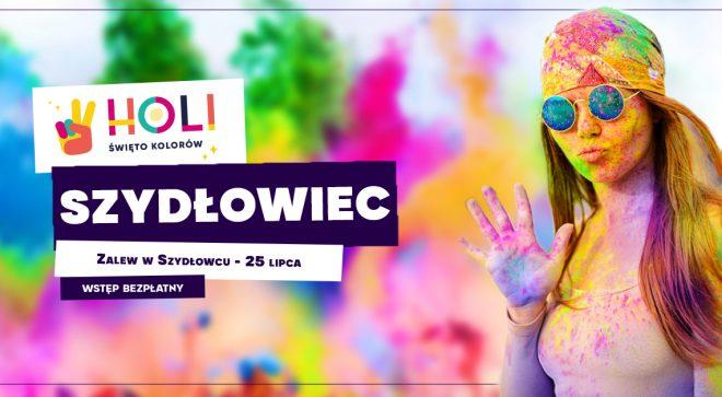 Święto Kolorów w Szydłowcu! Zapraszamy!
