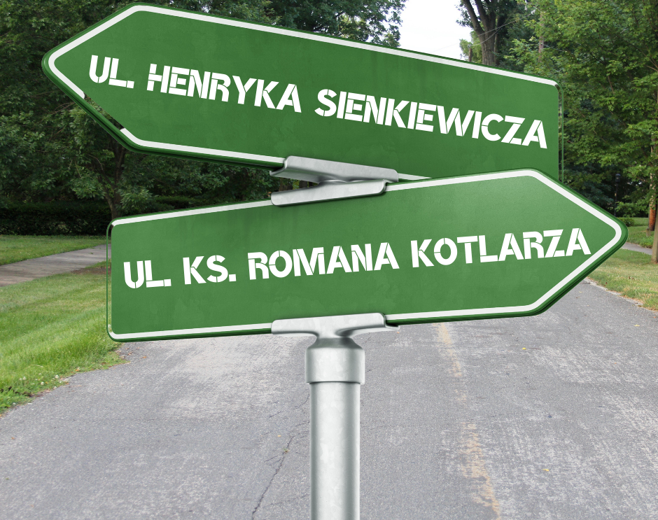 Nazewnictwo ulic w Szydłowcu – Wy decydujecie o zmianach