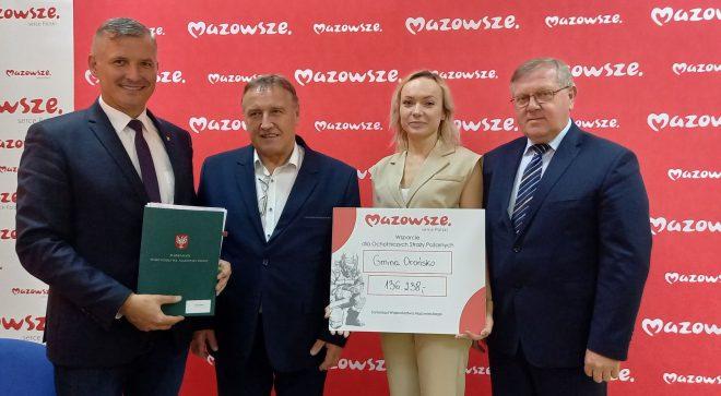 Dofinansowanie dla OSP w Orońsku