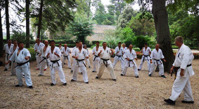 12. Europejski Obóz Karate Kyokushin