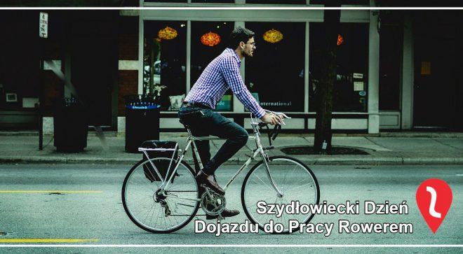 Szydłowiecki Dzień Dojazdu do Pracy Rowerem