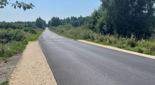 Dofinansowanie z FOGR na drogi powiatowe