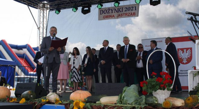 Dożynki Gminne 2021 w Jastrzębiu