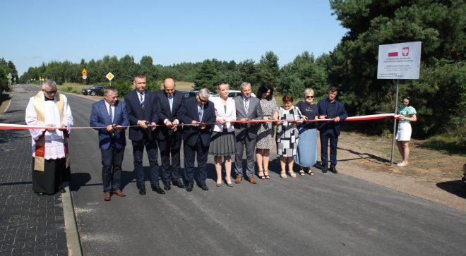 Drugi etap przebudowy drogi w Jastrzębiu zakończony